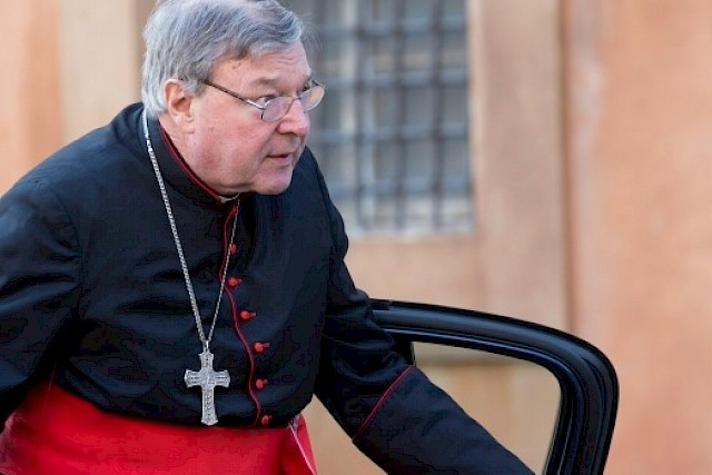 Police Could Charge Pell