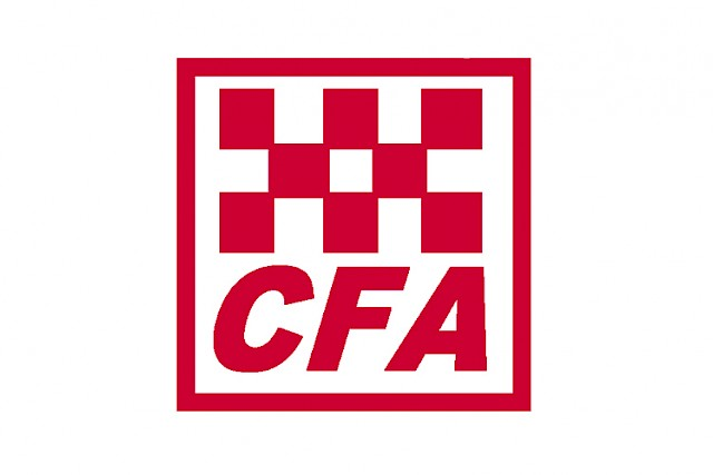 CFA works complete