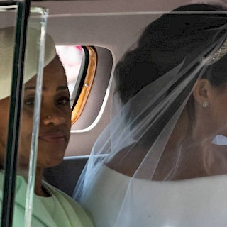 Harry and Meghan wed